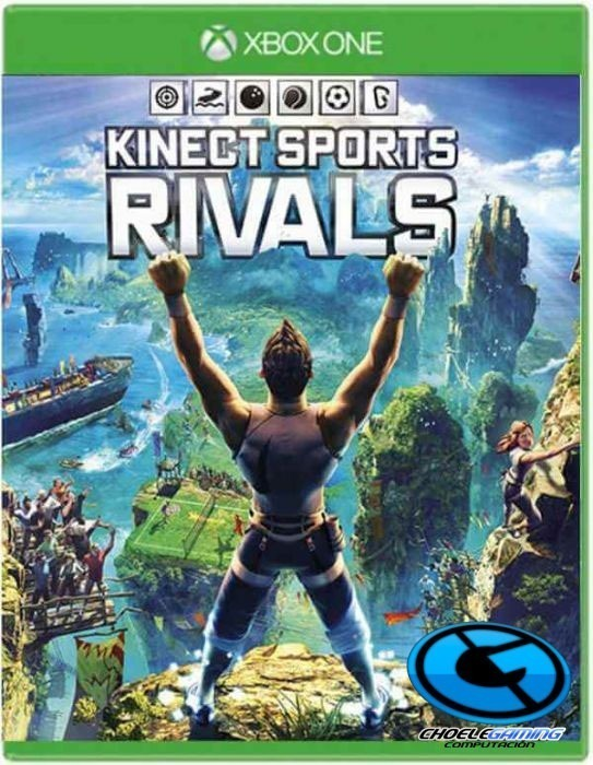 Kinect Xbox One Nuevo Juego Kinect Sports Rivals Game City